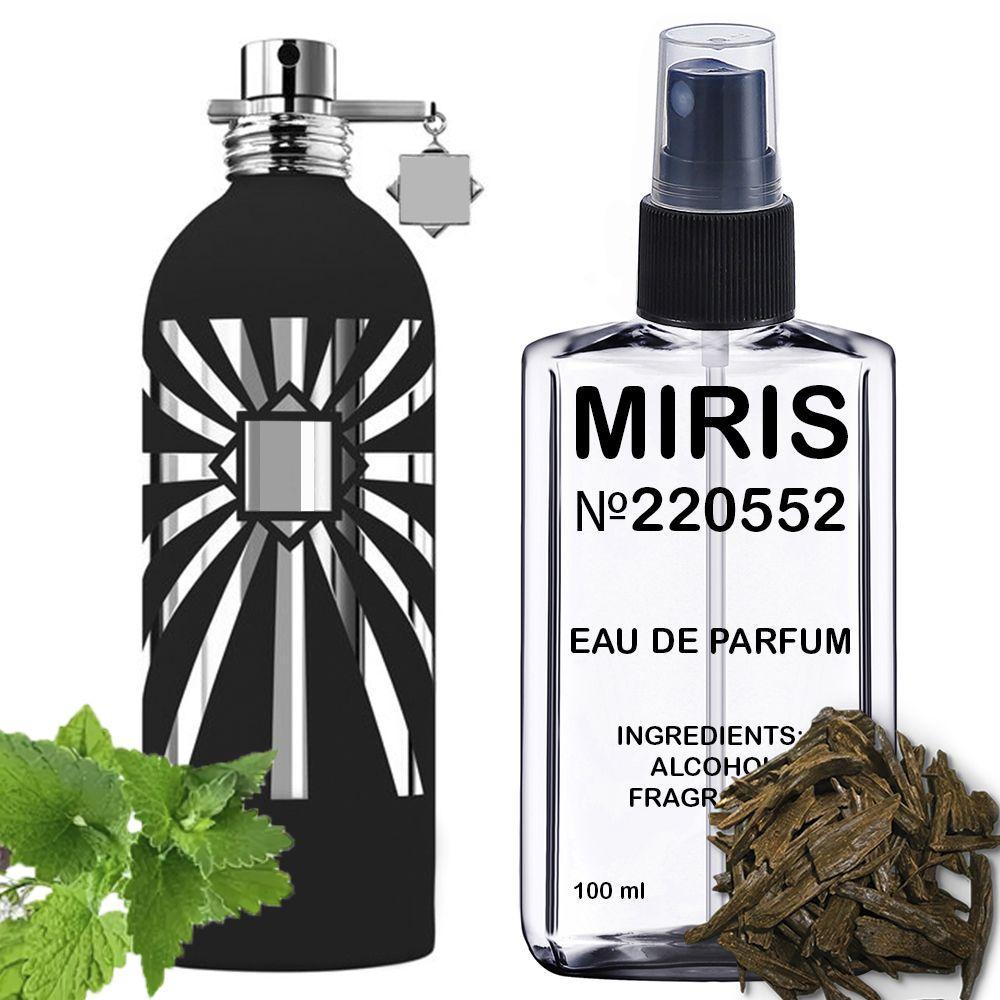Духи MIRIS №220552 (аромат похож на Montale Fantastic Oud) Унисекс 100 ml