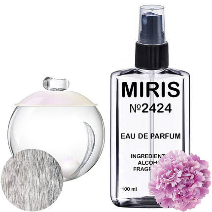 Духи MIRIS №2424 (аромат похож на Cacharel Noa) Женские 100 ml, фото 2