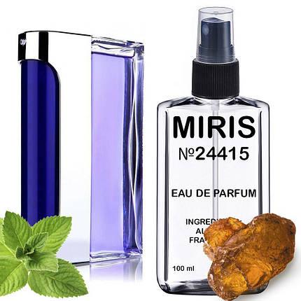 Духи MIRIS №24415 (аромат похож на Paco Rabanne Ultraviolet Man) Мужские 100 ml, фото 2