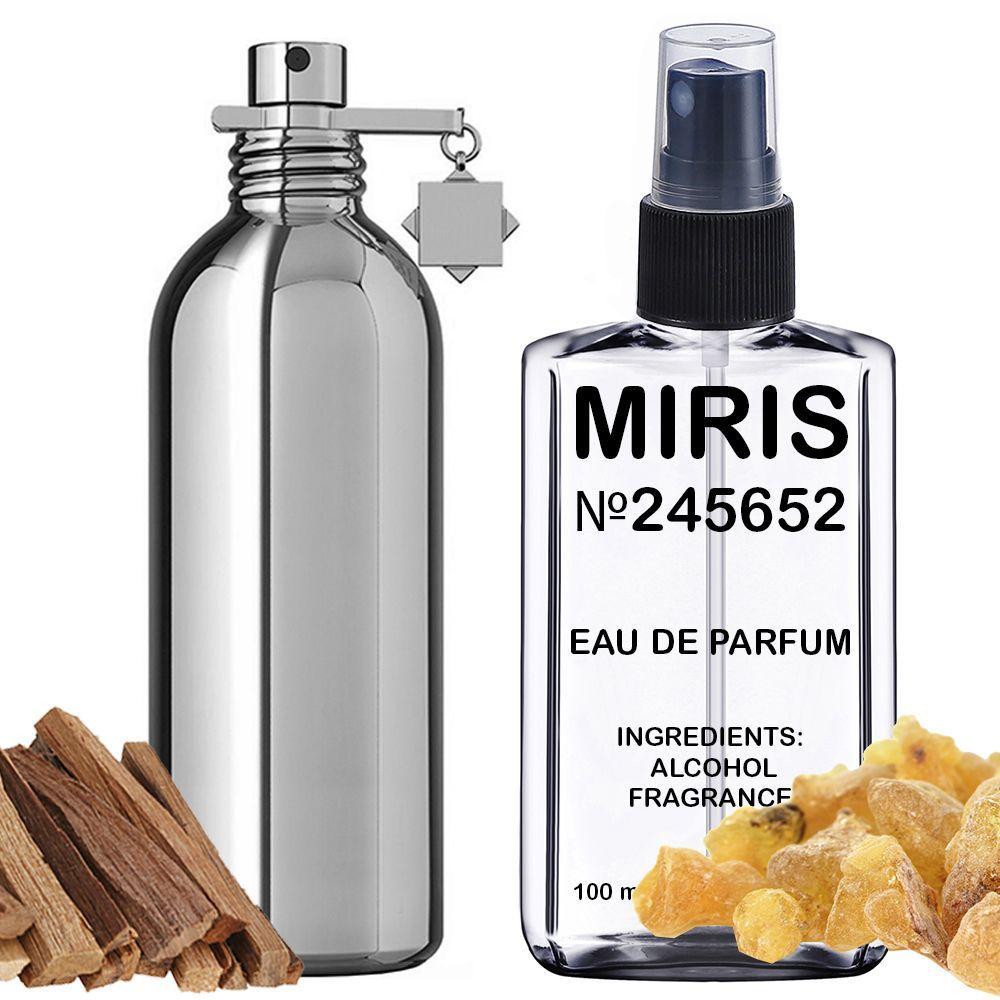 Духи MIRIS №245652 (аромат похож на Montale Wood and Spices) Унисекс 100 ml