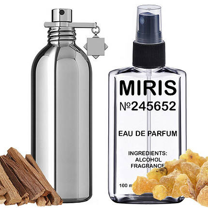 Духи MIRIS №245652 (аромат похож на Montale Wood and Spices) Унисекс 100 ml, фото 2