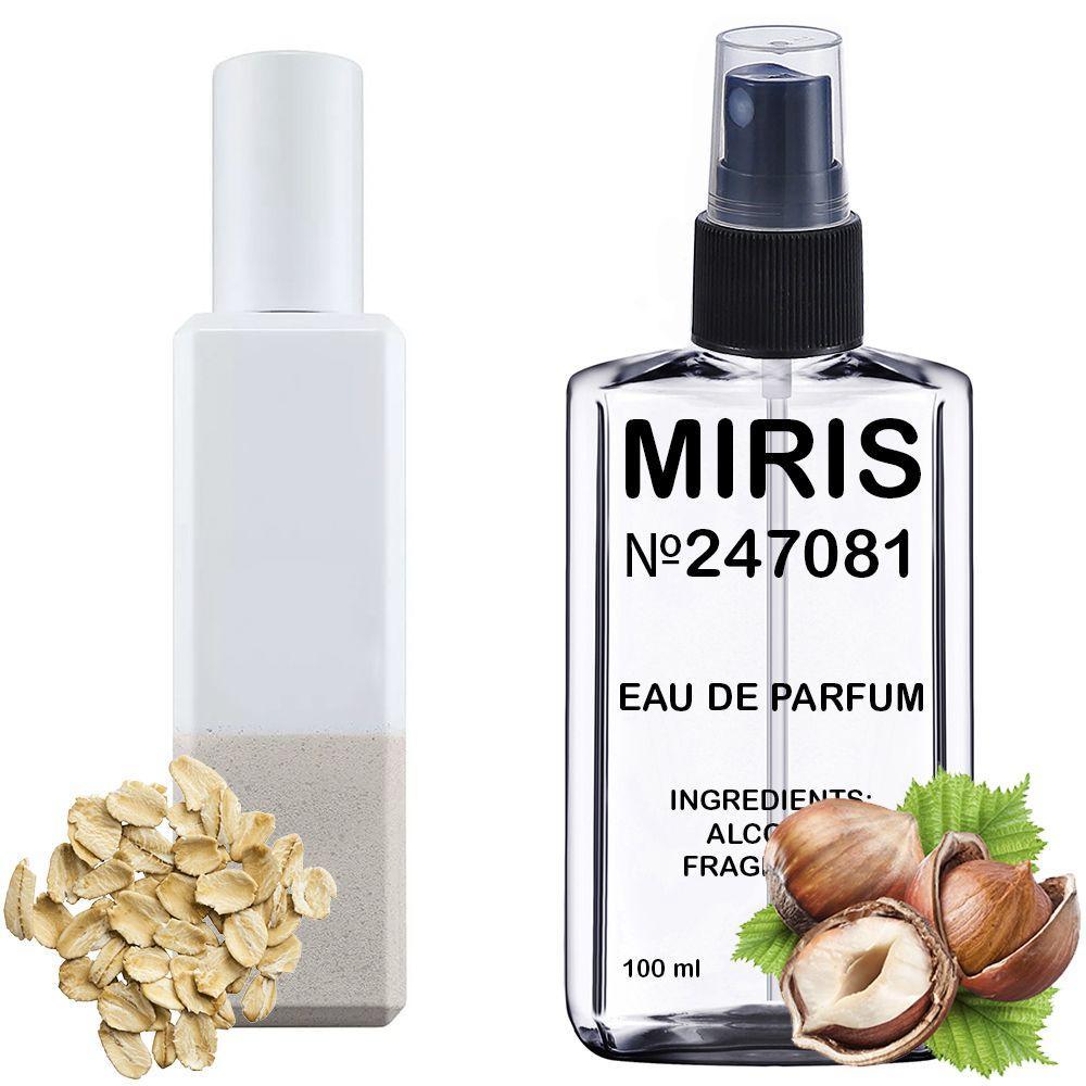 Духи MIRIS №247081 (аромат похож на Jo Malone London Oat & Cornflower) Унисекс 100 ml