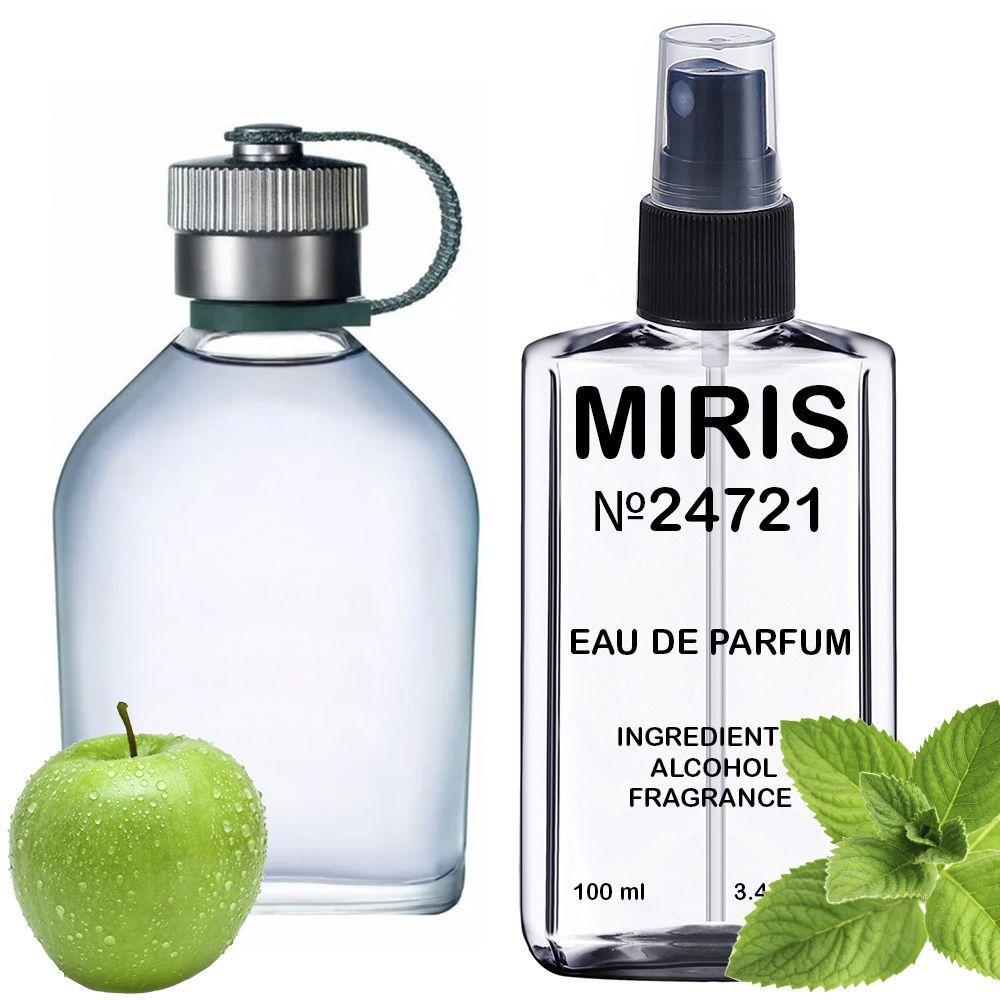 Духи MIRIS №24721 (аромат похож на Hugo Boss Man) Мужские 100 ml