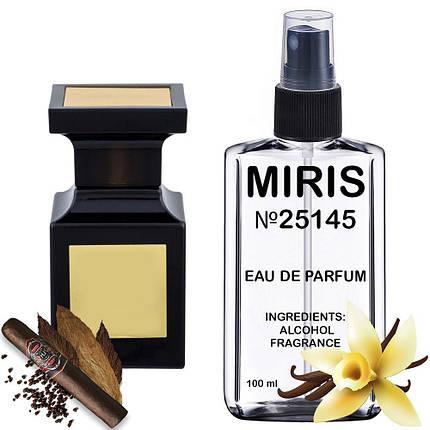 Духи MIRIS №25145 (аромат схожий на Tom Ford Tobacco Vanille) Унісекс 100 ml, фото 2
