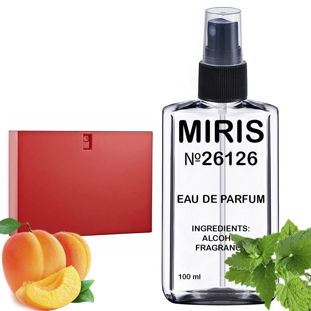 Духи MIRIS №26126 (аромат похож на Gucci Rush) Женские 100 ml