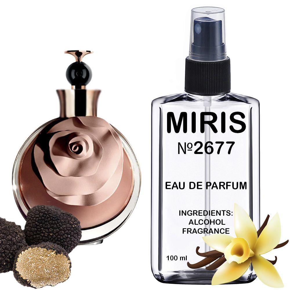 Духи MIRIS №2677 (аромат похож на Valentino Valentina Assoluto) Женские 100 ml