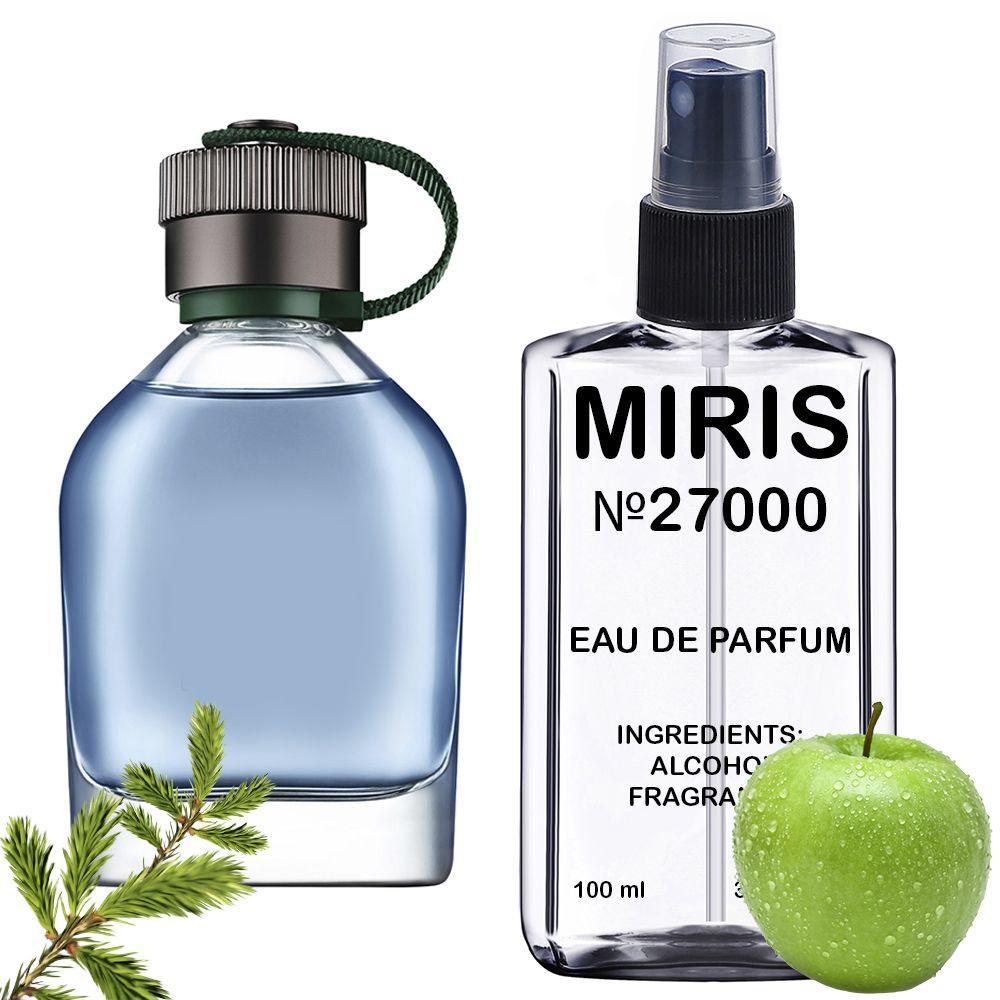 Духи MIRIS №27000 (аромат похож на Hugo Boss Hugo Man Extreme) Мужские 100 ml