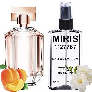 Духи MIRIS №27787 (аромат похож на Hugo Boss The Scent For Her) Женские 100 ml
