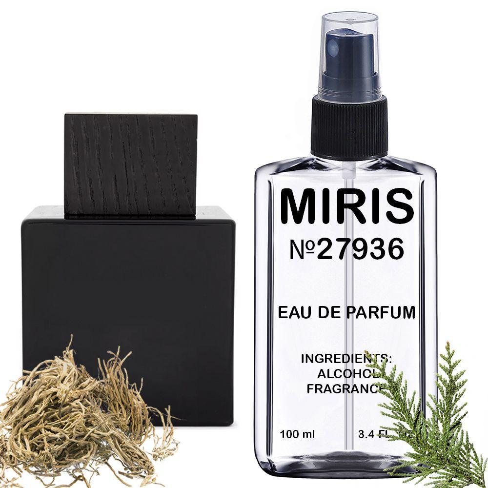 Духи MIRIS №27936 (аромат схожий на Lalique Encre Noire Pour Homme) Для Чоловіків 100 ml