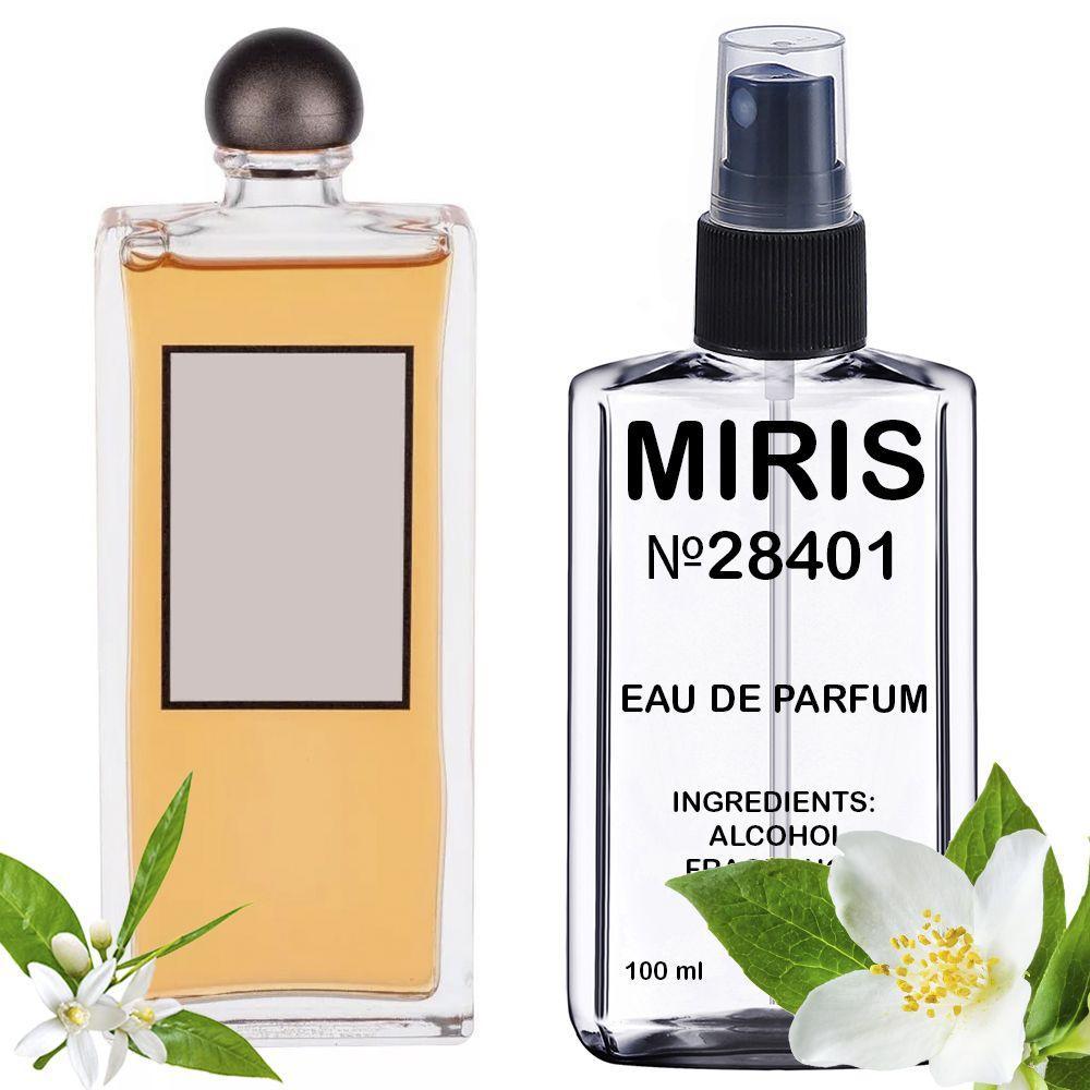 Духи MIRIS №28401 (аромат схожий на Serge Lutens Fleurs d'oranger) Унісекс 100 ml