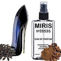 Духи MIRIS №28535 (аромат похож на Carolina Herrera Good Girl) Женские 100 ml