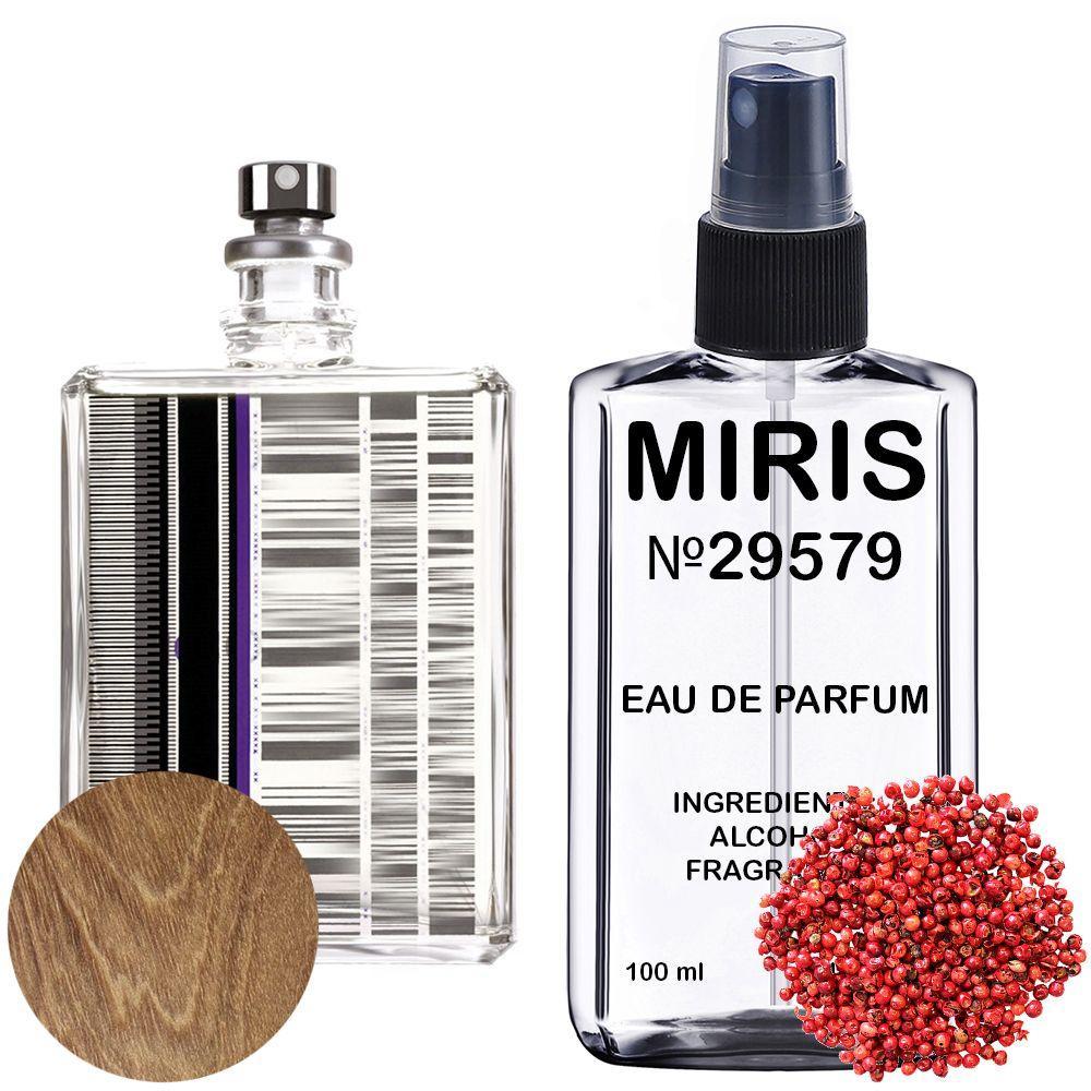 Духи MIRIS №29579 (аромат похож на Escentric Molecules - Escentric 01) Унисекс 100 ml