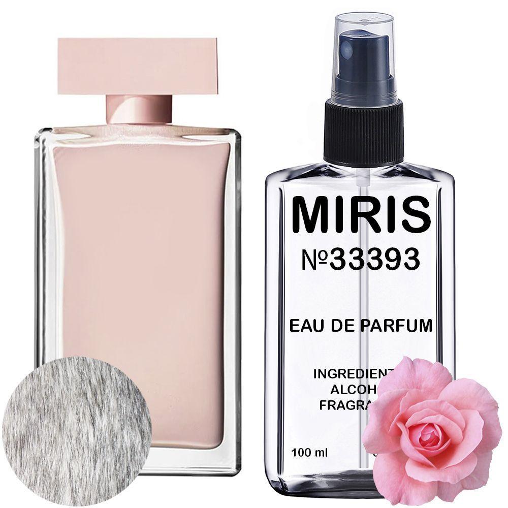 Духи MIRIS №33393 (аромат похож на Narciso Rodriguez For Her) Женские 100 ml