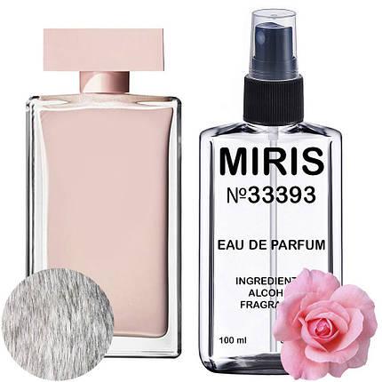 Духи MIRIS №33393 (аромат похож на Narciso Rodriguez For Her) Женские 100 ml, фото 2