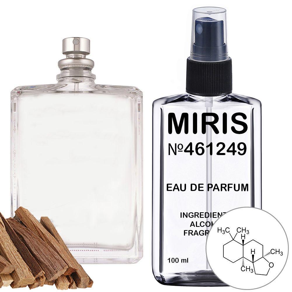 Духи MIRIS №461249 (аромат схожий на Escentric Molecules Escentric 04) Унісекс 100 ml