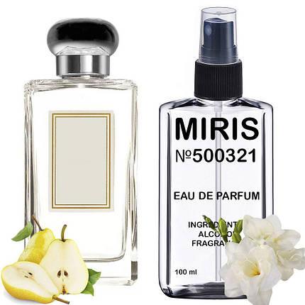 Духи MIRIS №500321 (аромат схожий на Jo Malone London English Pear & Freesia) Для Жінок 100 ml, фото 2