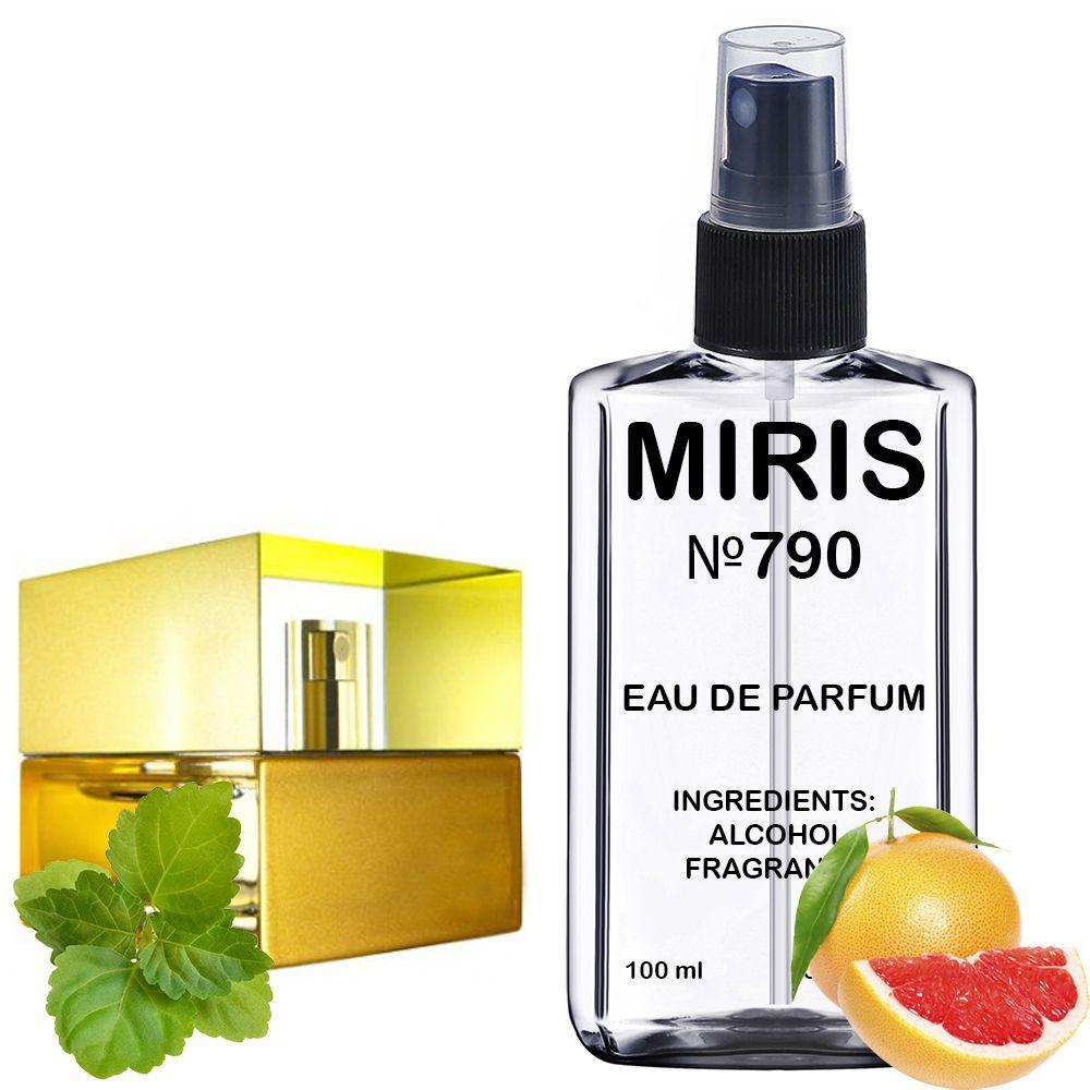 Духи MIRIS №790 (аромат похож на Shiseido Zen Eau De Parfum) Женские 100 ml