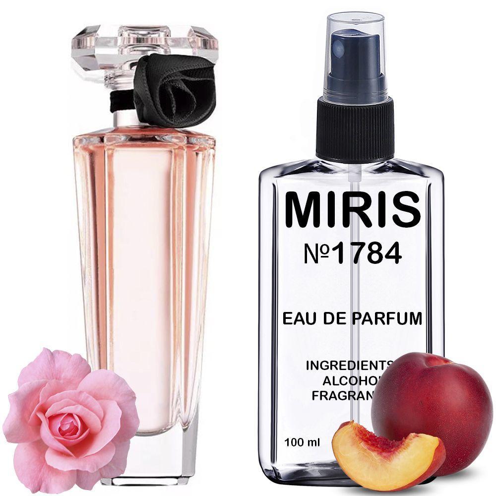 Духи MIRIS №1784 (аромат схожий на Lancome Tresor In Love) Жіночі 100 ml
