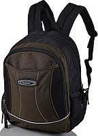 Школьный рюкзак Onepolar 1296 зелёный (1-3 класса)