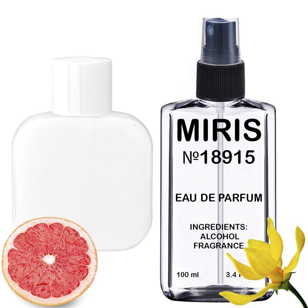 Духи MIRIS №18915 (аромат похож на Eau De Lacoste L.12.12 Blanc) Мужские 100 ml