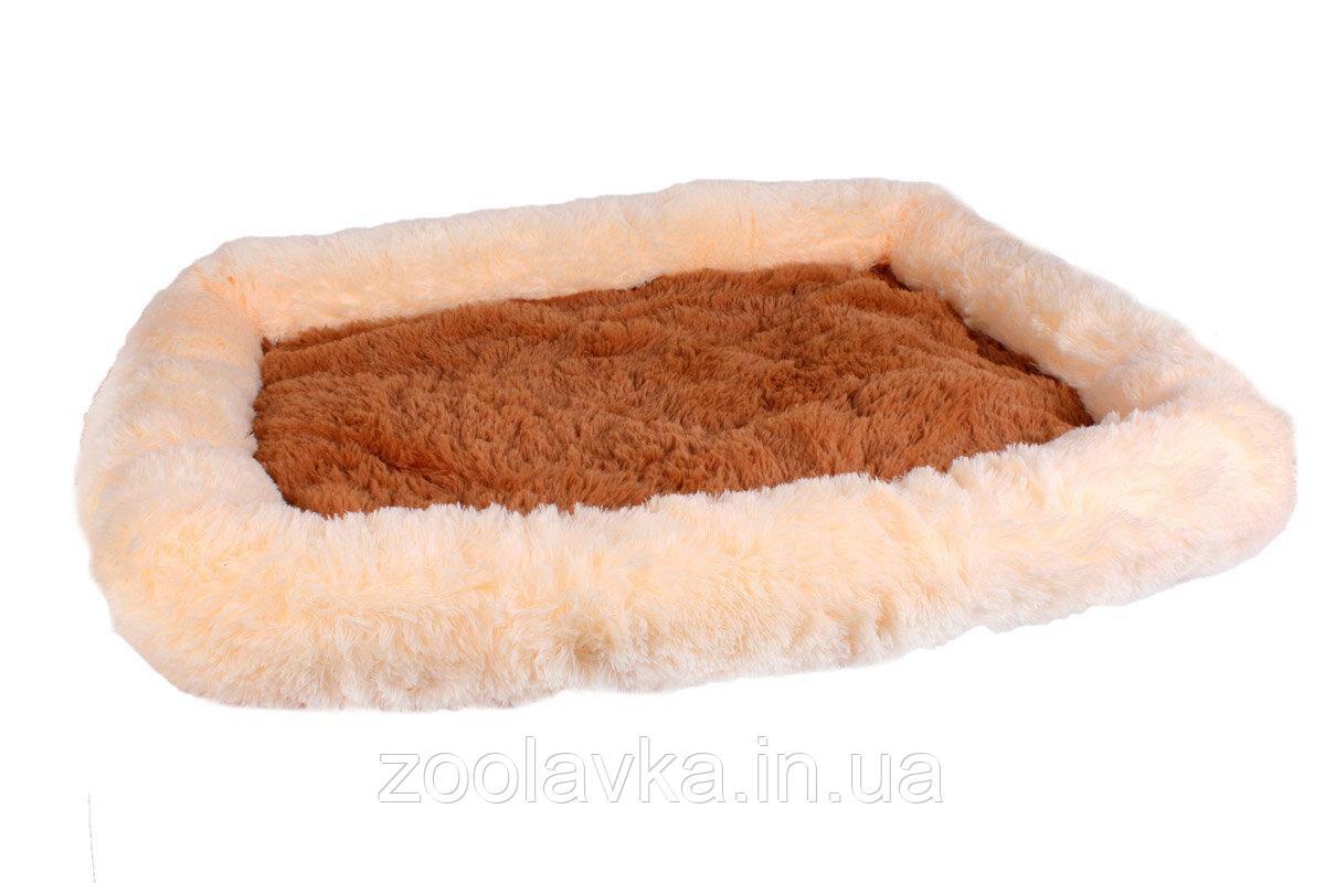 Лежанка «Шик» Колар №3 для собак і котів 43x56x8 4766