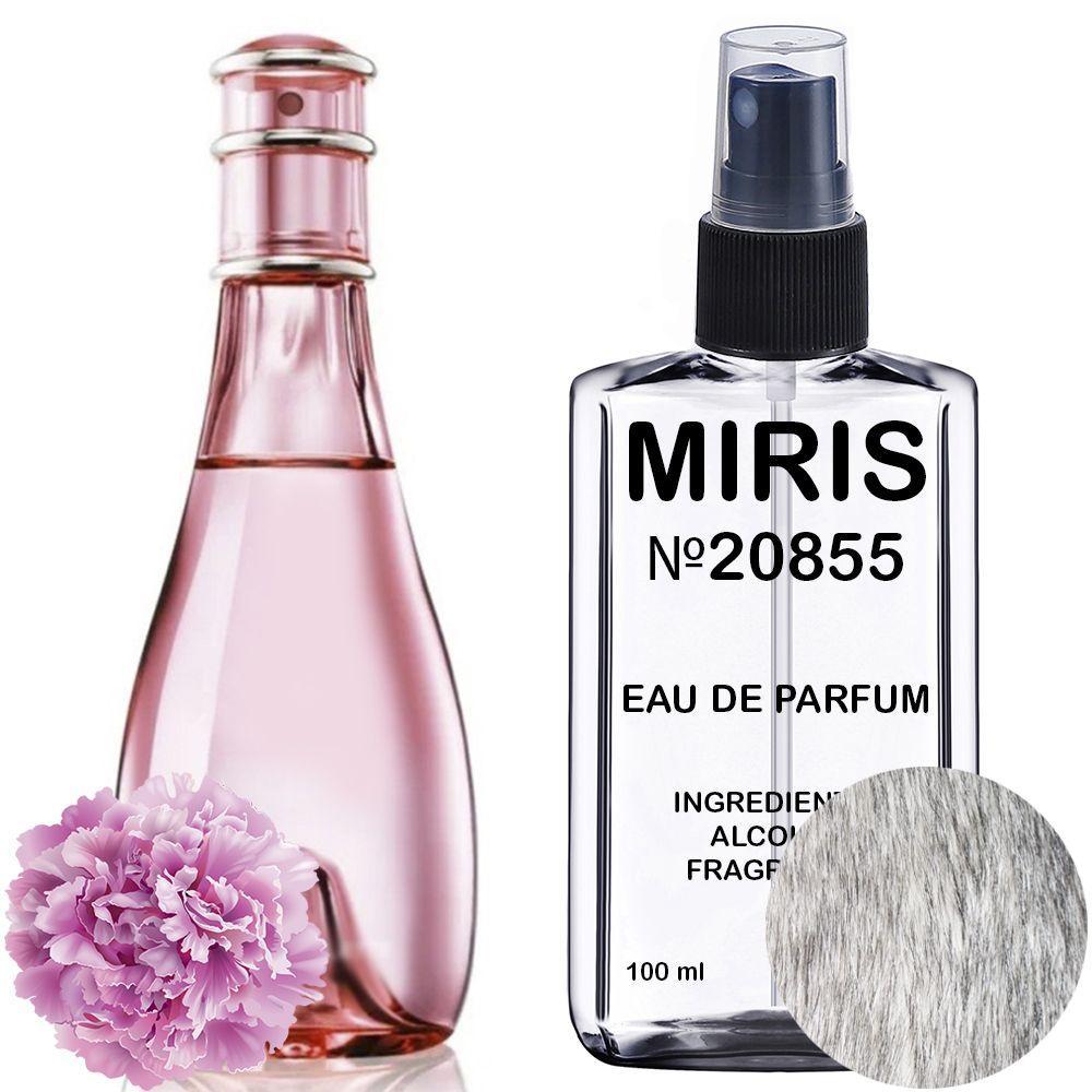 Духи MIRIS №20855 (аромат похож на Davidoff Cool Water Sea Rose Woman) Женские 100 ml
