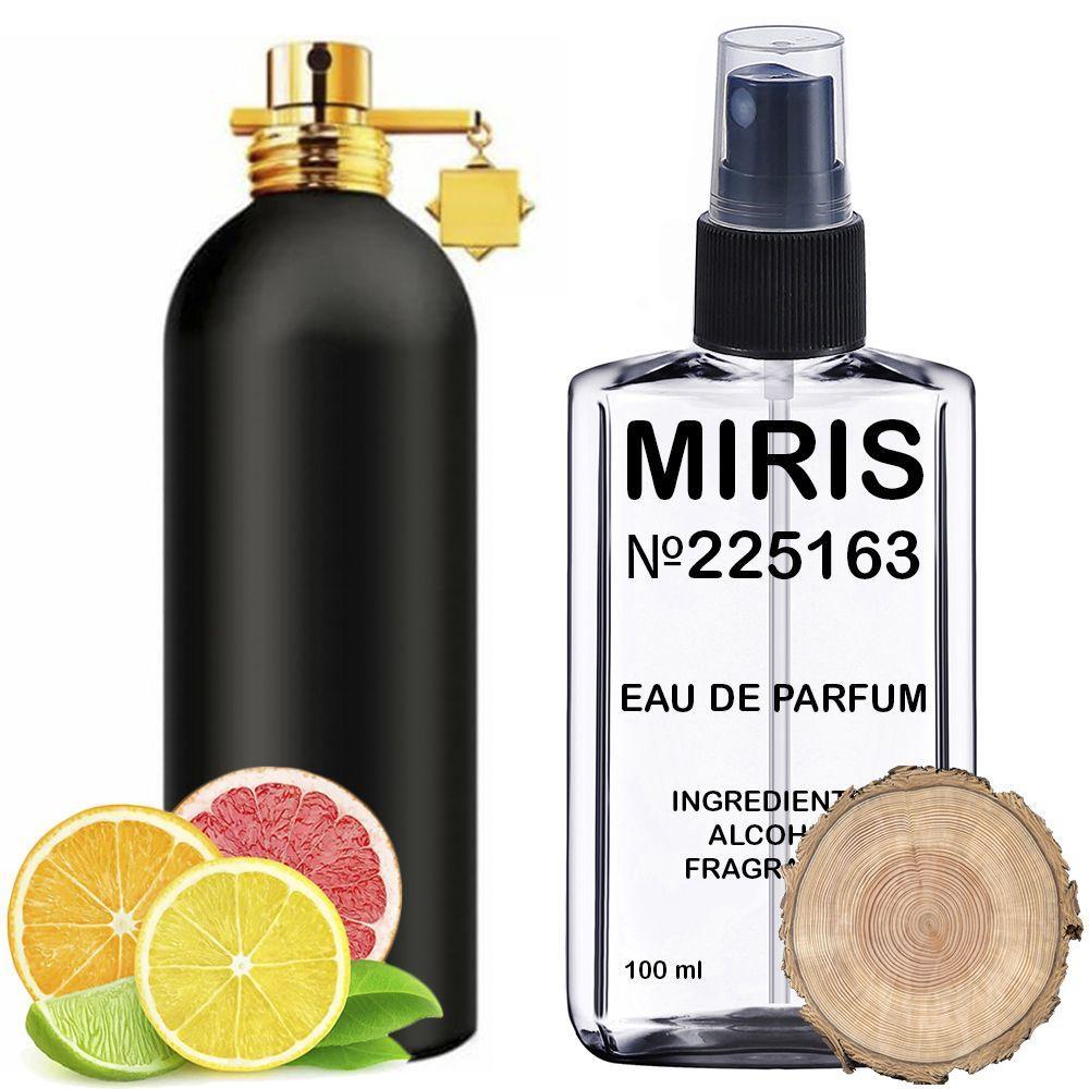 Духи MIRIS №225163 (аромат схожий на Montale Aqua Gold) Унісекс 100 ml