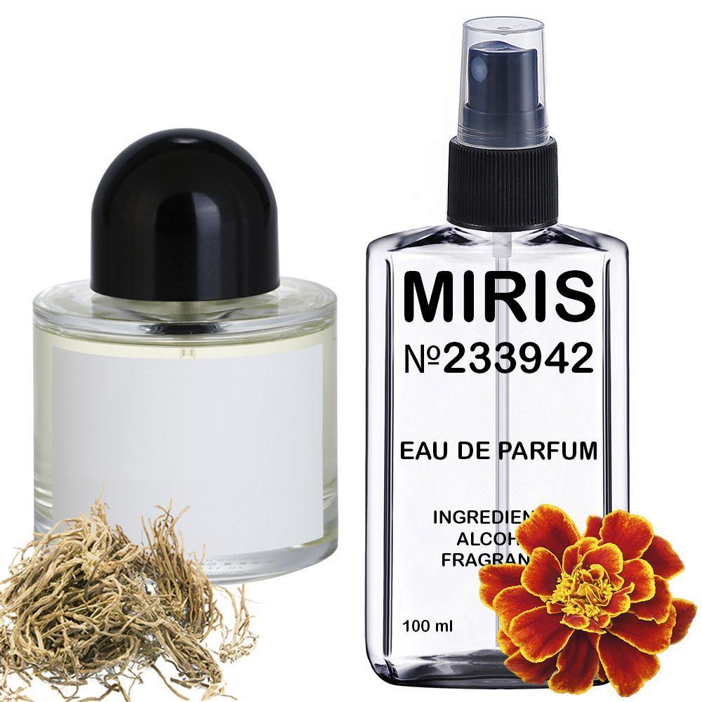 Духи MIRIS №233942 (аромат похож на Byredo Bal D Afrique) Унисекс 100 ml