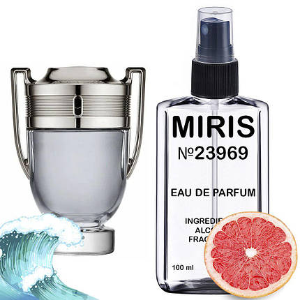 Духи MIRIS №23969 (аромат похож на Paco Rabanne Invictus) Мужские 100 ml, фото 2