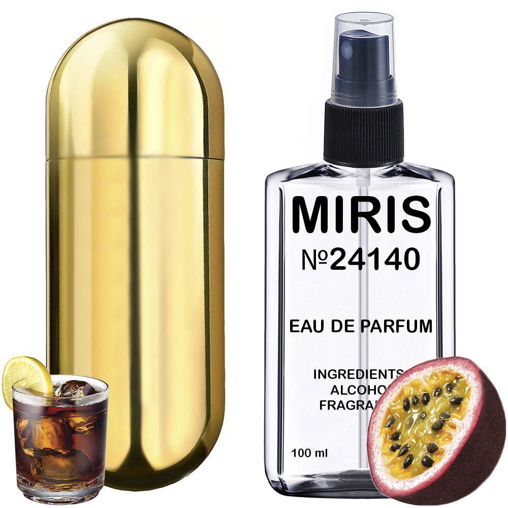 Духи MIRIS №24140 (аромат похож на Carolina Herrera 212 VIP Women) Женские 100 ml