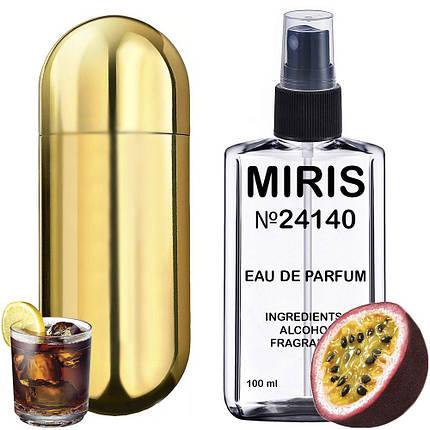 Духи MIRIS №24140 (аромат похож на Carolina Herrera 212 VIP Women) Женские 100 ml, фото 2