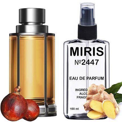 Духи MIRIS №2447 (аромат похож на Hugo Boss The Scent Men) Мужские 100 ml, фото 2