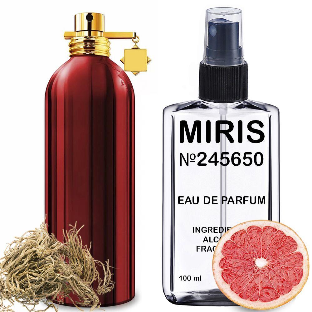 Духи MIRIS №245650 (аромат похож на Montale Red Vetyver) Мужские 100 ml