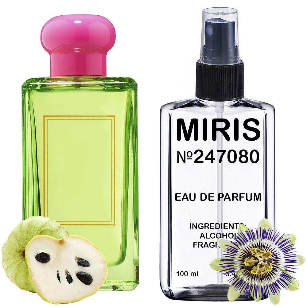 Духи MIRIS №247080 (аромат схожий на Jo Malone London Tropical Cherimoya Cologne) Унісекс 100 ml