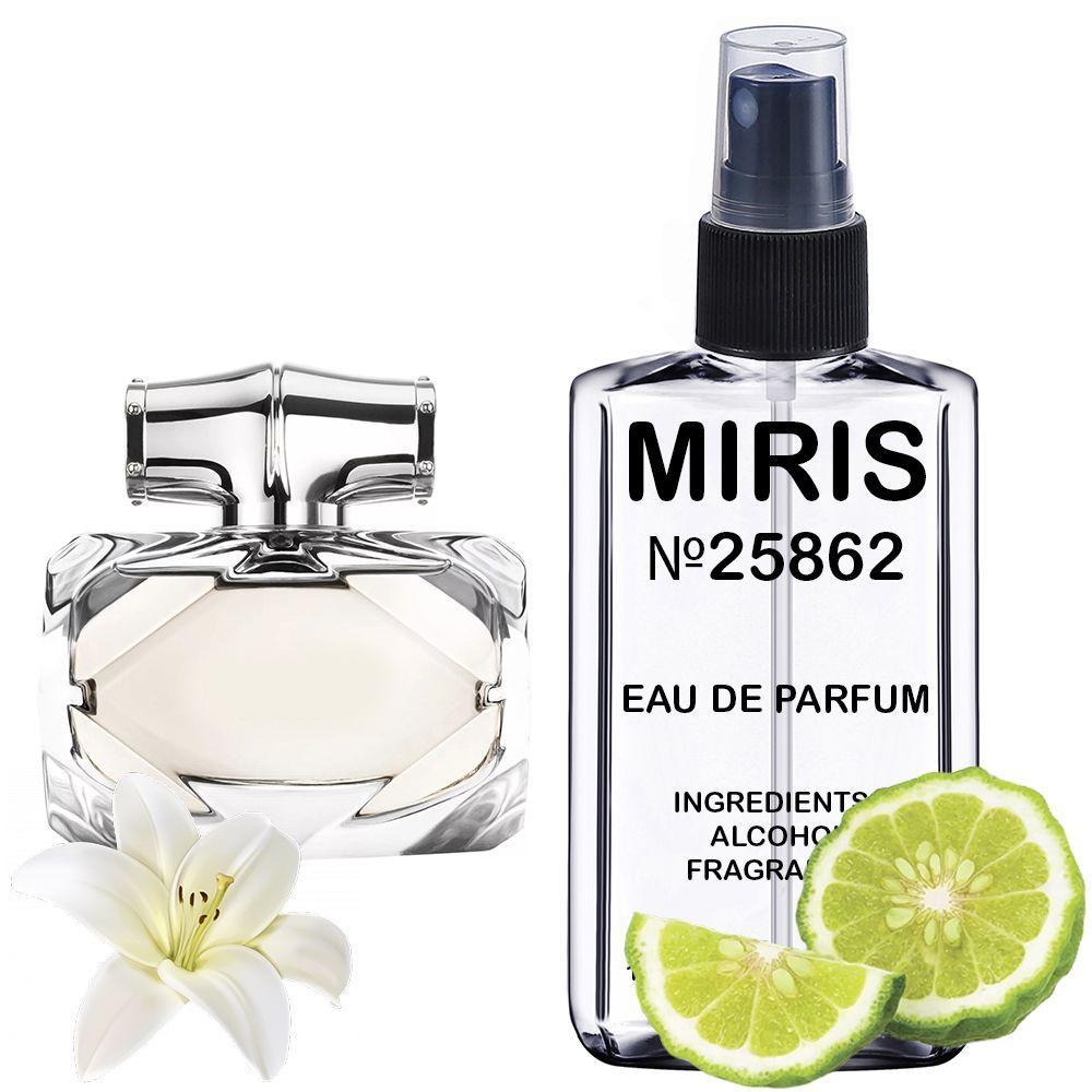 Духи MIRIS №25862 (аромат похож на Gucci Bamboo) Женские 100 ml