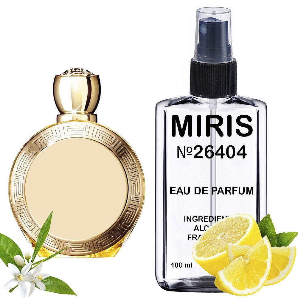Духи MIRIS №26404 (аромат схожий на Versace Eros Pour Femme) Жіночі 100 ml