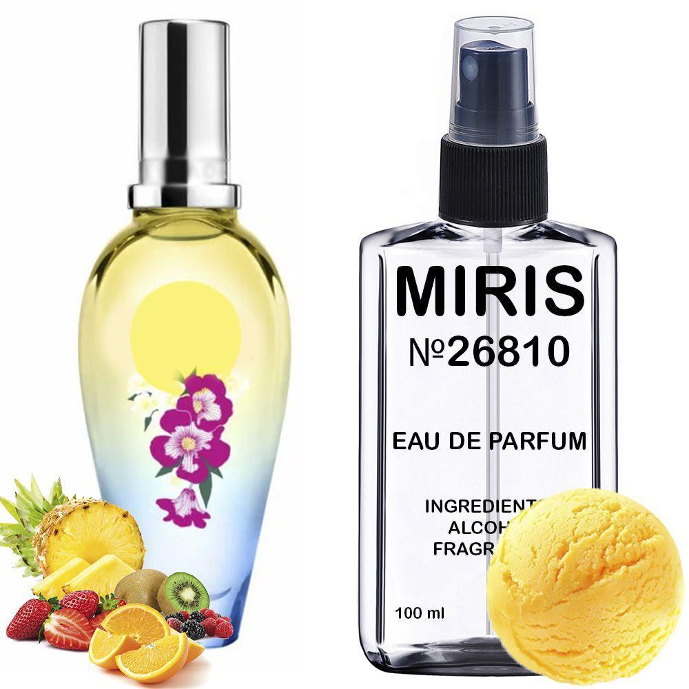 Духи MIRIS №26810 (аромат похож на Escada Agua del Sol) Женские 100 ml