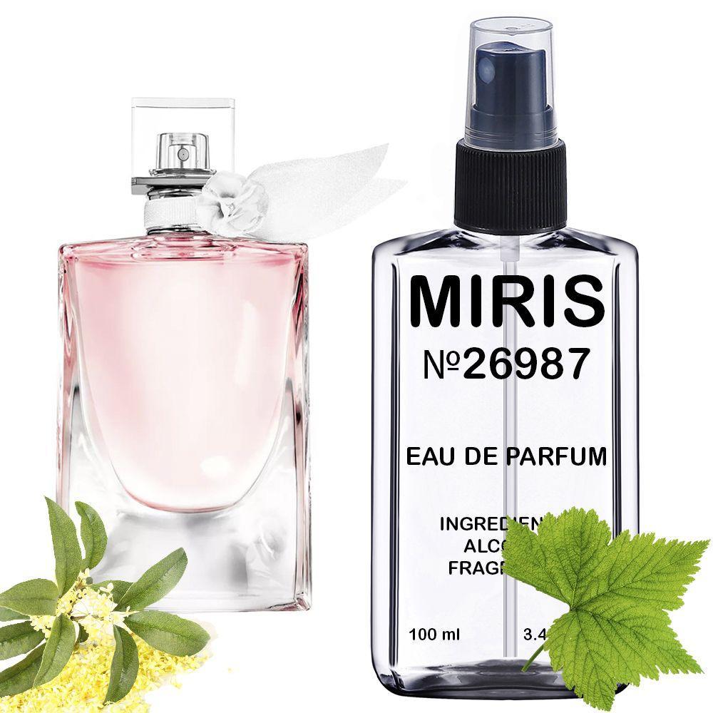 Духи MIRIS №26987 (аромат схожий на Lancome La Vie Est Belle Florale) Жіночі 100 ml