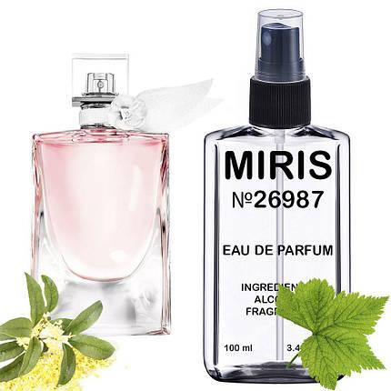 Духи MIRIS №26987 (аромат схожий на Lancome La Vie Est Belle Florale) Жіночі 100 ml, фото 2