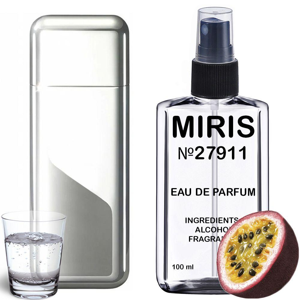 Духи MIRIS №27911 (аромат похож на Carolina Herrera 212 VIP Men) Мужские 100 ml