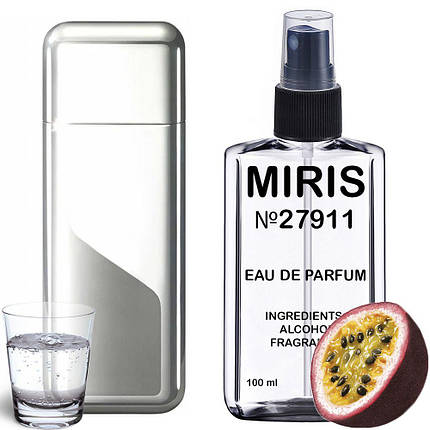 Духи MIRIS №27911 (аромат похож на Carolina Herrera 212 VIP Men) Мужские 100 ml, фото 2