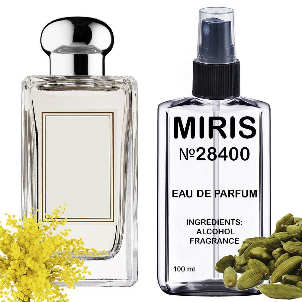 Духи MIRIS №28400 (аромат похож на Jo Malone London Mimosa & Cardamom) Унисекс 100 ml