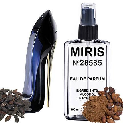 Духи MIRIS №28535 (аромат похож на Carolina Herrera Good Girl) Женские 100 ml, фото 2