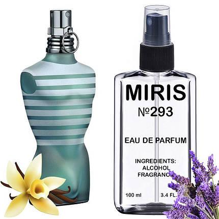 Духи MIRIS №293 (аромат похож на Jean Paul Gaultier Le Male) Мужские 100 ml, фото 2