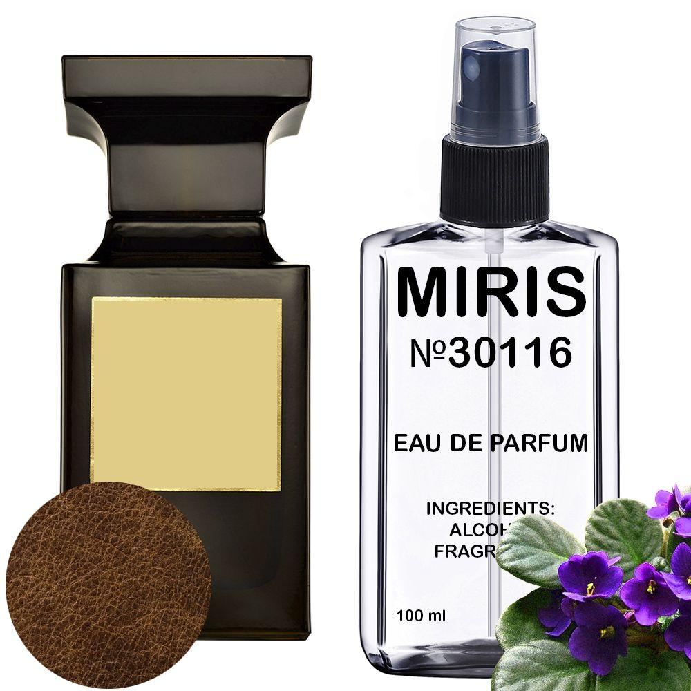 Духи MIRIS №30116 (аромат схожий на Tom Ford Ombre Leather 16) Унісекс 100 ml