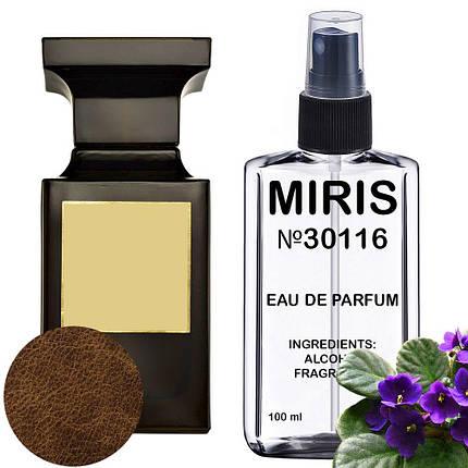 Духи MIRIS №30116 (аромат схожий на Tom Ford Ombre Leather 16) Унісекс 100 ml, фото 2