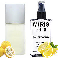 Духи MIRIS №313 (аромат похож на Issey Miyake L'Eau d'Issey Pour Homme) Мужские 100 ml