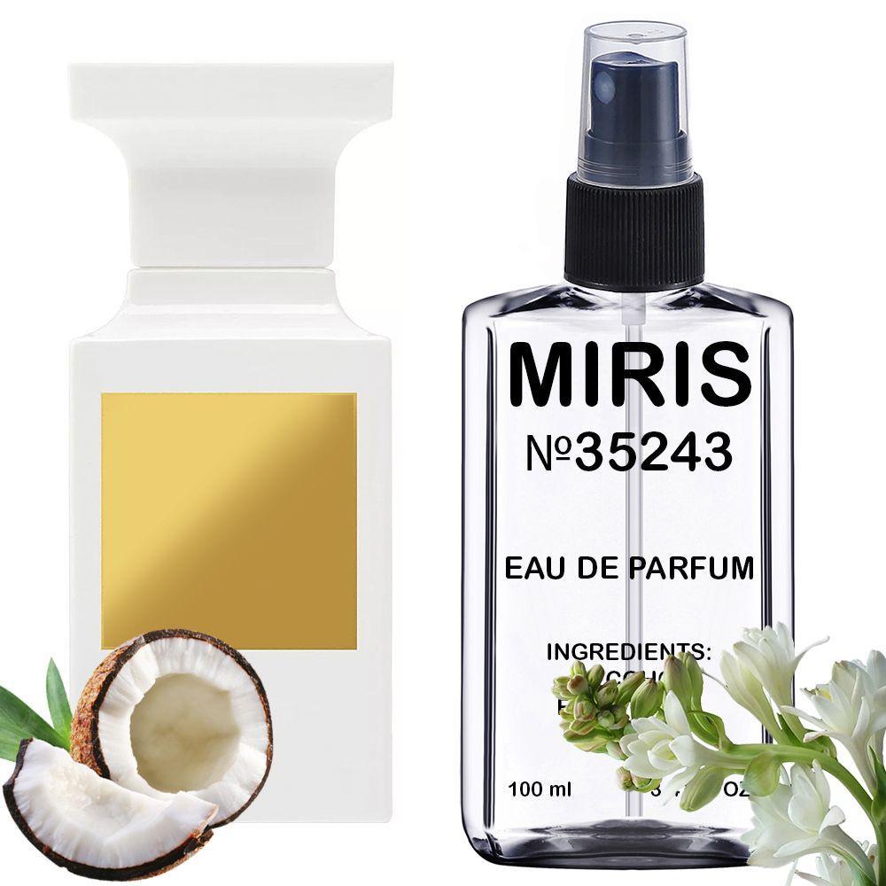 Духи MIRIS №35243 (аромат похож на Tom Ford Soleil Blanc) Унисекс 100 ml