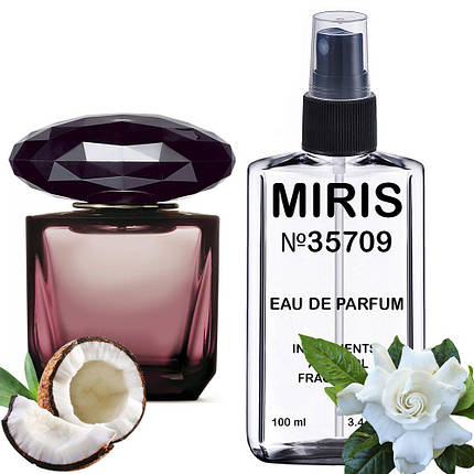 Духи MIRIS №35709 (аромат похож на Versace Crystal Noir) Женские 100 ml, фото 2