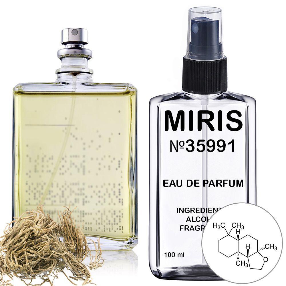 Духи MIRIS №35991 (аромат похож на Escentric Molecules - Molecule 03) Унисекс 100 ml